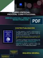 Error Judicial Profesor Torres Labbé