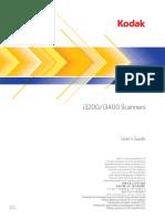Kodak i3000 series user guide