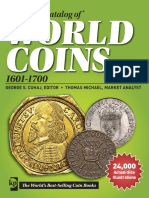 World Coins 1601-1700 6th Edition