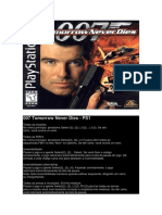 Detonado 007 Tomorrow Never Dies PS1.pdf