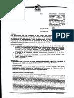 Decreto 282 Adjudica Trato Directo a Parquimetro Patagonia Spa
