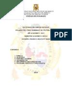 Helfgott Sílabo Cultura y Poder 2019-II UPG-CCSS-UNMSM