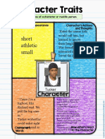 Copy of Character Traits - Big Things