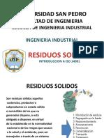 RESIDUOS SOLIDOS