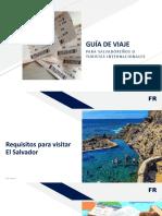 Introducción al turismo Guía de viajes
