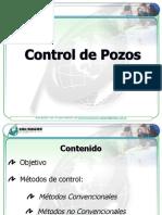 Metodos de control de pozos
