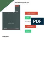 Les tests logiciels fondamentaux Télécharger, Lire PDF TÉLÉCHARGER LIRE ENGLISH VERSION DOWNLOAD READ. Description