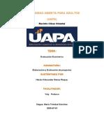 tarea 5 elaboracion y evaluacion de proyectos