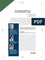 1. O papel dos Comitês de Bioética na humanização da assistência à saúde (Leitura complementar)