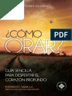 Como orar__ Guia sencilla para - Evaristo Sada Derby L.C_.pdf