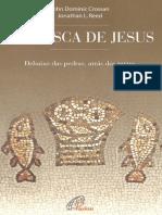 Em Busca de Jesus Debaixo Das Pedras