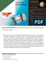 AUDITORIA DE LA CUENTA OBLIGACIONES FINANCIERAS