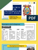 INFORME DE AUDITORIA  DE TRANSPARENCIA-UNIVERSIDAD ANDINA NESTOR CACERES VELASQUEZ   ................. (1).pptx