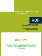 OSH Services in Malaysia