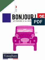Bonjour! El francés a su alcance 25