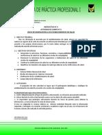 ACTIVIDAD DE CAMPO 6 VISITAS DE OBSERVACIÓN ESTABLECIMIENTO DE SALUD