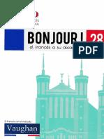 Bonjour! El francés a su alcance 28