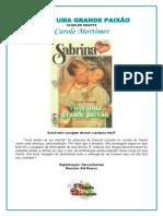VIVER UMA GRANDE PAIXÃO - Carole Mortimer