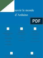 Les rouages du langage Aduino