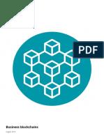 Business Blockchain by Deloitte
