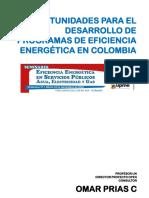 Oportunidades para el desarrollo de programas de EE en Colombia - Omar Prias - 2010.pdf