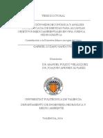 LOZANO - MODELACION HIDROECONOMICA Y ANALISIS COSTE EFICACIA DE MEDIDAS PARA ALCANZAR OBJETIVOS M...