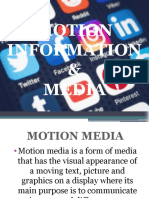 REPORT-IN-MIL-MODULE-15-MOTION INFORMATION & MEDIA