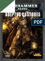 WH40K - Adeptus Custodes - 5ª.pdf