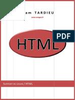 L i a m T A SUPPORT DE COU URS _ HTML
