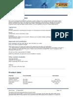 TDS - Jotamastic 80 Primer
