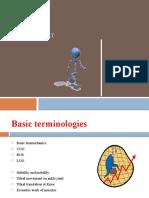 7.Gait Biomechanics & Analysis