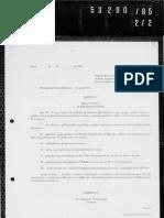 [2 de 2] Lei que dispõe sobre a organização da Administração Federal em1985