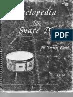 Encyclopedia for Snare Drum -Forrest Clark-.pdf
