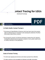 Contact Tracing for LGUs (2)