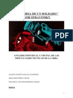 ''HISTORIA DE UN SOLDADO''