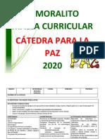 CATEDRA DE LA PAZ