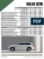 Price-XC 90 MY21 RU