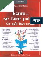 ecrire et se faire publier.pdf