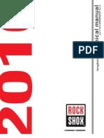 2010 RockShox Technical Manual English revised Nov 2009 small