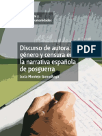 Discurso de autora_ genero y ce - MONTEJO GURRUCHAGA, Lucia.pdf