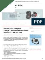 (Quote) PSA Diagbox 8.55[v07.855]Lexia3PP2000 on VMware12 XP Pro SP3 _ _ Car Diagnostic Tool.pdf