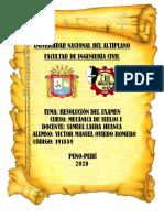 Solucionario del 1º Examen de mecanica de suelos (OVIEDO ROMERO VICTOR MANUEL)1.pdf