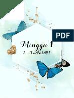 DIVIDER MINGGU PERSEKOLAHAN 2020
