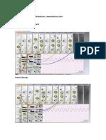 Resultados de La Practica Modulación y Demodulación QAM