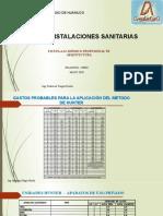 LABORATORIO-SEMANA-3-INST. SANITARIAS
