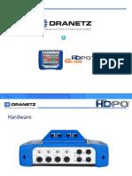 Dranetz HDPQ Características