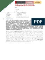 PLANIFICACION DE SEGUNDO GRADO DE PRIMARIA II.docx