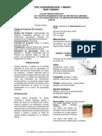 caracterizacion del suelo Nº2.1