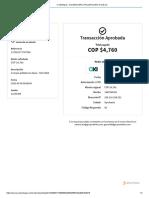 Credintegral - GanaWeb (NR) _ PlacetoPay Web Checkout