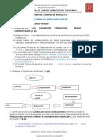 EXAMEN I  MODULO III. 29 - 07-2020